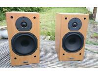 Tannoy Mercury MX2 Stereo Hifi Monitor Speakers