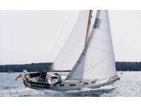 Sparkman & Stephens Deb 33 Yacht, Classic CB Sloop, Completed to High Spec 1980, Review in YM Jan'16