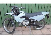 Derbi Senda 50cc Road legal