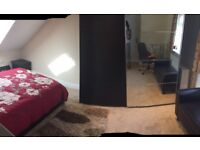 Stunning, spacious double bedroom for professional person