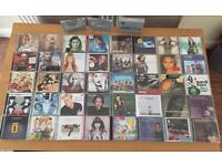 41 Assorted Music CD Albums - Various Artists, mainly pop