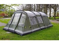 Outwell Montana 6 Tent and fitted carpet