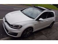 **FINAL REDUCTION** 2014 (63) - Volkswagen Golf 2.0 TDI 184BHP GTD 5dr GSD Auto **FULLY LOADED**