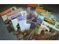 Large collection of Locomotives Illustrated Magazines including early issues