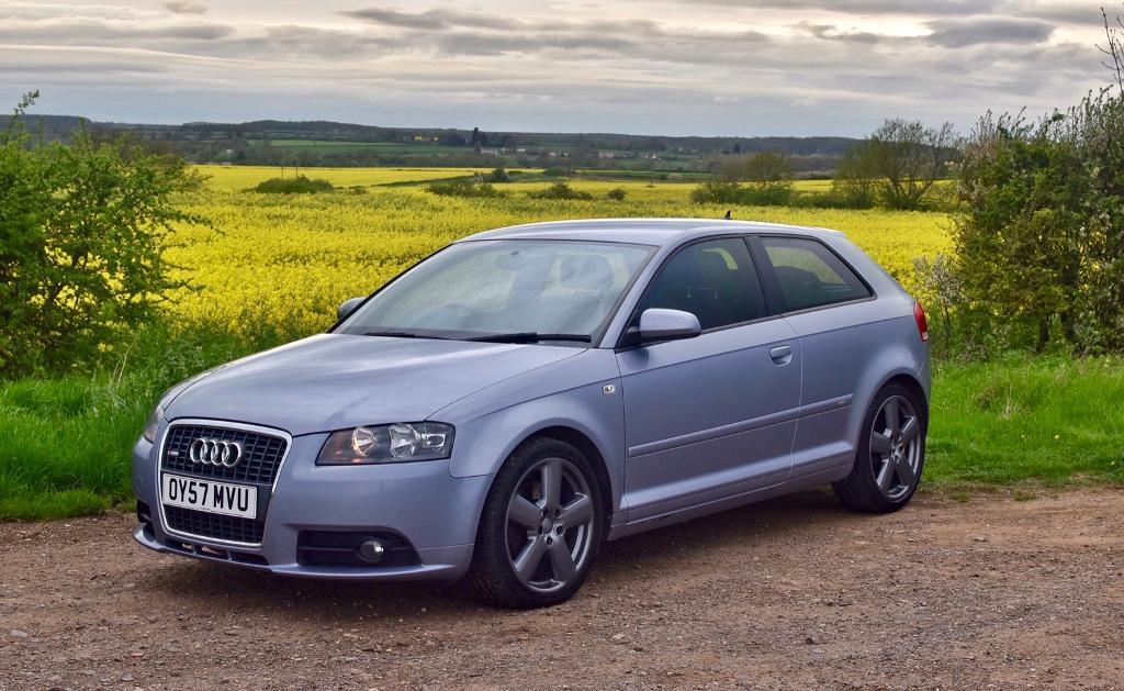 audi a3 2 0 tfsi s line dsg in peterborough. Black Bedroom Furniture Sets. Home Design Ideas