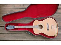E-Ros 12 String Acoustic Guitar with Hardcase