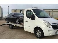 VEHICLE COLLECTION & DELIVERY CAR BREAKDOWN RECOVERY