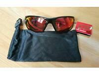 Unused cat.3 polarised sunglasses