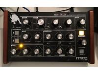 Moog Minitaur Bass Synth