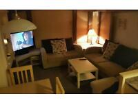 Luxury 3 bedroom caravan with DG and GCH in Craig Tara