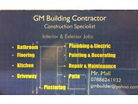 GM Builders & Carpet Fitters