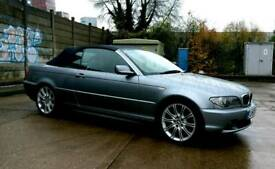 BMW e46 320ci 2.2, long mot £3000 ovno