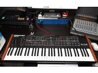 Dave Smith Prophet Rev2 16 Voice Polyphonic Analogue Synthesizer. Boxed as new