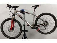 """Carrera Fury 27.5"""" Mountain Bike 20"""" Frame NOT Boardman Specialized Voodoo Trek Cube Giant Scott GT"""