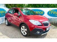 CAN'T GET CREDIT? CALL US! Vauxhall Mokka 1.6i 16v VVT Exclusiv, 2014 - £200 DEPOSIT, £56 PER WEEK