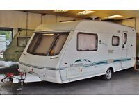 2003/04 SWIFT UTOPIA 530 (CHALLENGER), 4 BERTH WITH MOTOR MOVER, CRiS DOC, EXTRAS, ALKO STABILIZER!