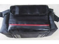 LARGE CAMERA BAG - APPROX. 37cms x 20cms x 20cms - ONLY £2