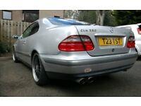 Mercedes 230 CLK