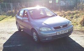 Vauxhall Astra 1.6 Auto Hatchback