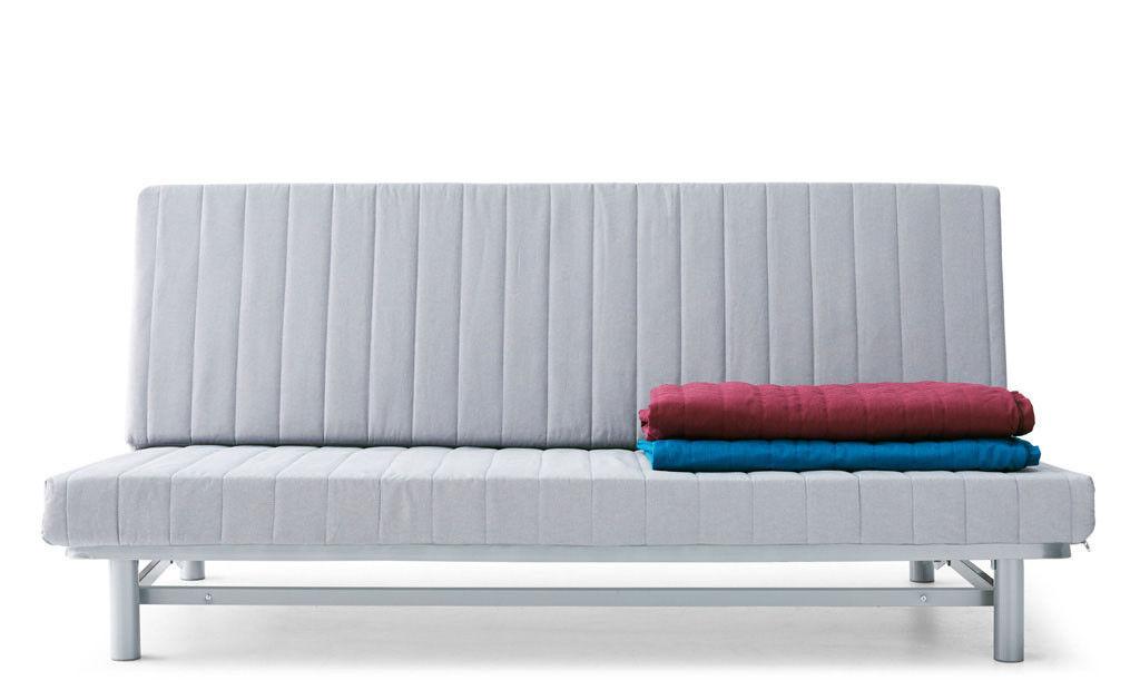 Gentil IKEA Three Seat Sofa Bed BEDDINGE LÖVÅS