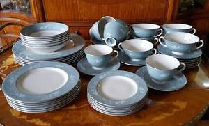 Royal Doulton Reflection porcelain dinner service for 8 Crows Nest North Sydney Area Preview