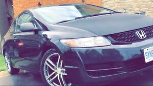 2009 Honda Civic Coupe CERTIFIED !