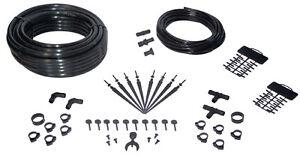 kit d 39 irrigation goutte goutte pour arrosage enterr ou supendu ebay. Black Bedroom Furniture Sets. Home Design Ideas