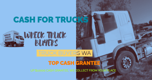MAX CAR REMOVAL - CASH FOR OLD TRUCKS Landsdale Wanneroo Area Preview