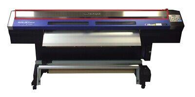 Genuine Roland Soljet Pro Iii Xc-540 Printer Cover Rail 1000001498