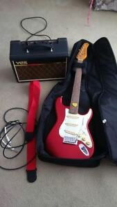 Junior Electric Guitar Package