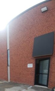 Industrial Unit 2,432 sq. ft. -  Available Oct. 1