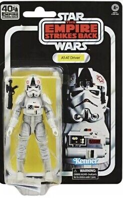 Star Wars The Black Series 40th Anniversary AT-AT Driver Action Figure Hasbro