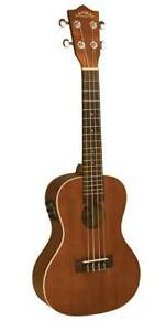 Professional grade Acoustic Electric Ukulele with Hard Case Bondi Beach Eastern Suburbs Preview