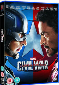 Superhero dvd films - see list