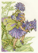 Flower Fairies Cross Stitch Kit