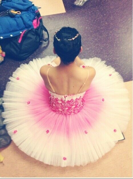 Pre-Owned Pink Professional Ballet Tutu in Excellent Condition- YAGP Competition