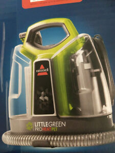 Bissell Little Green Pro Heat Pet Deluxe