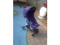 Circo baby pushchair with baby car seat