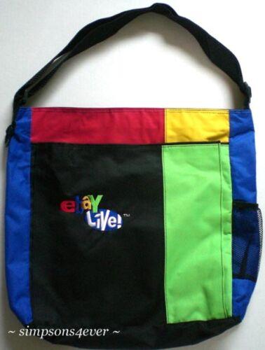 eBay Live 2008 TOTE BAG Totebag NEW + Goodies
