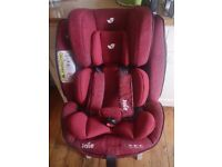 Joie ISOFIX all stage 0/1/2/3 carseat