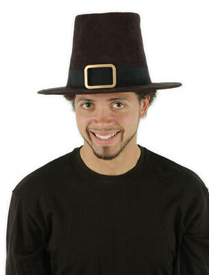 Pilgrim Costume Thanksgiving Hat for Adults by - Hat Costumes For Adults