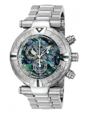 Invicta Reserve 23339 Subaqua Noma I Limited Edition Diamond & Abalone Dial