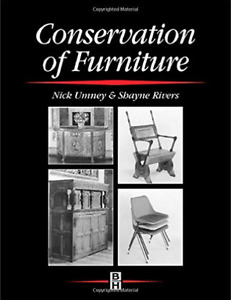 Conservation of Furniture (New Hard Cover Edition)