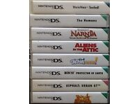 Nintendo DS and 3 DS Games