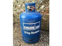 15kg calor gas bottle Empty