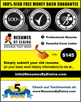 ☑ BEST RESUME SERVICE IN TOWN: 100% Quality of Work