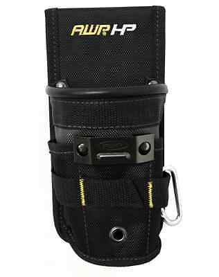 AWP HP Hammer Holder One Size Fits All Ballistic Nylon Pouch Tool Belt Loop Clip