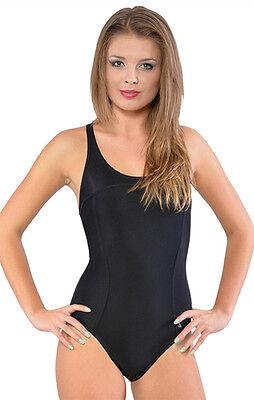 SPIN einteiliger sportlicher Damen Badeanzug Schwimmanzug Badekostüm 118