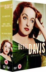 BETTE DAVIS BOXED SET DVD
