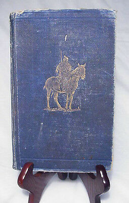 The Old North Trail by Walter McClintock—Rare 1910 First Edition Hardback